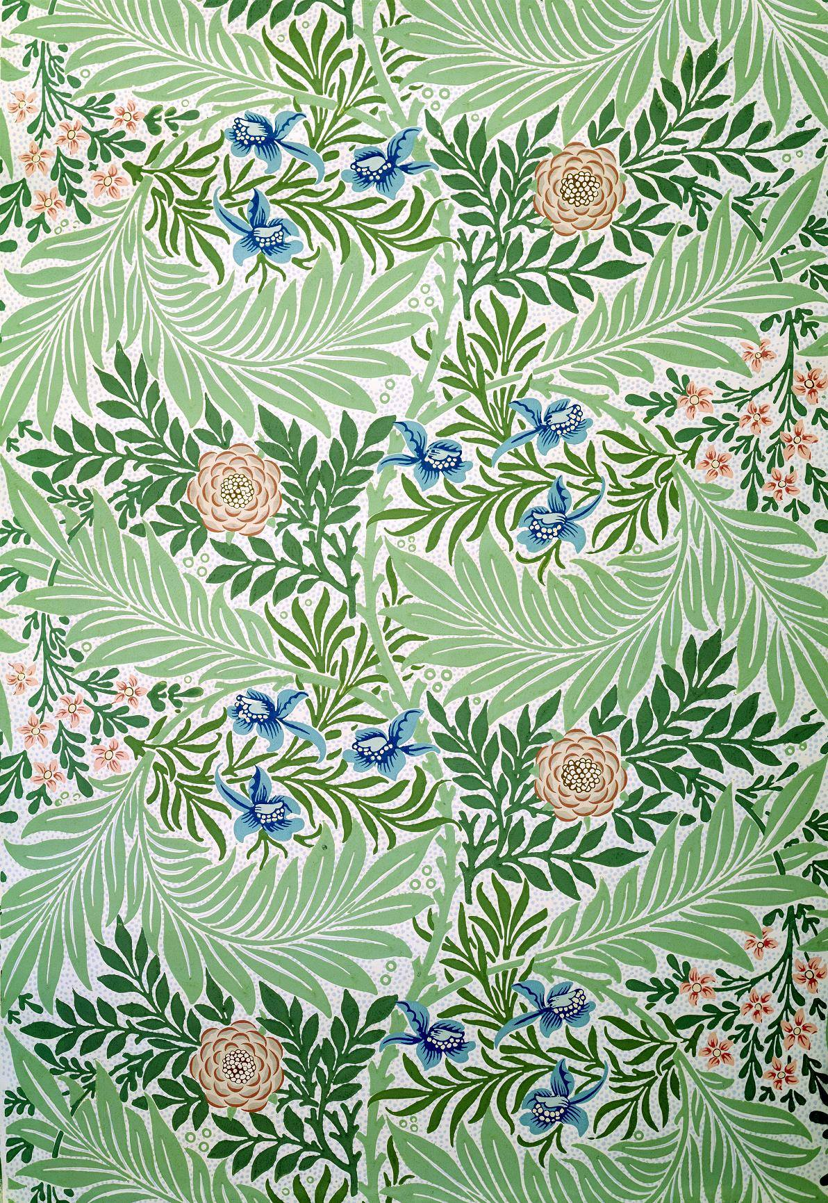 Daily Art Story Timeless Designs Of William Morris